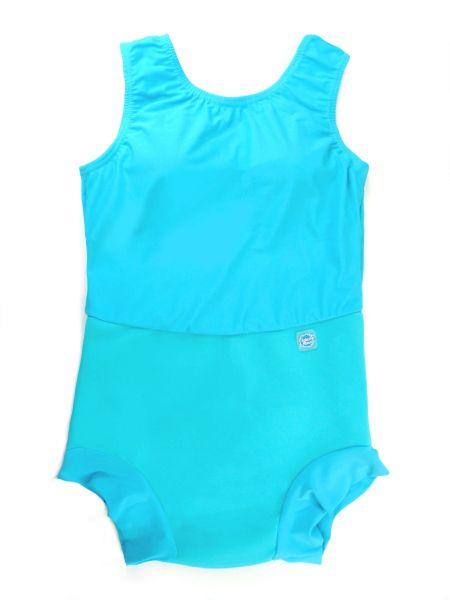 Splash Costume Turquoise - Child