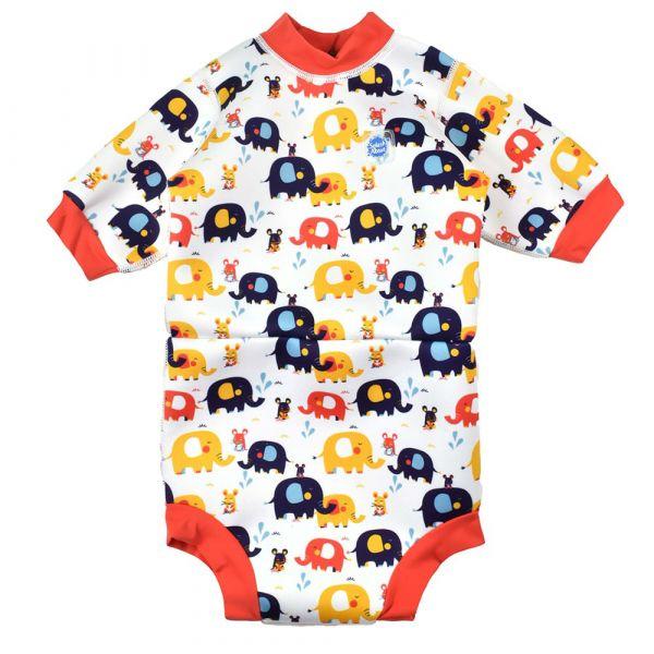 Happy Nappy™ Wetsuit Little Elephants