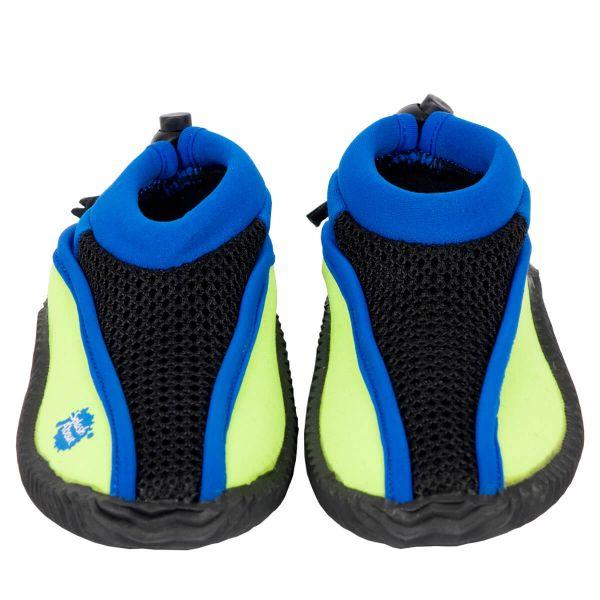 Splash Shoe Lime with Blue
