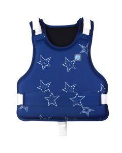 Size Adjustable Swim Vest Stars