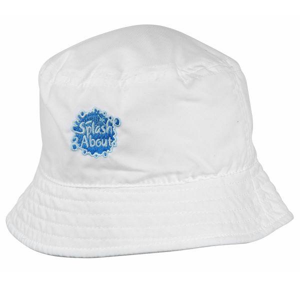 Bucket Hat White