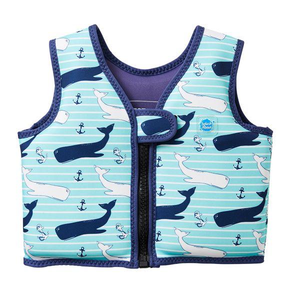 swim vest vintage moby