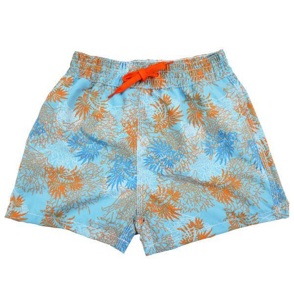 Board Shorts Pattern Lion Fish