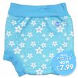 Happy Nappy™ Blue Blossom