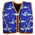 Go Splash Starter Float Jacket Shark Orange