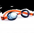 Soaked Junior Goggles Koi Orange