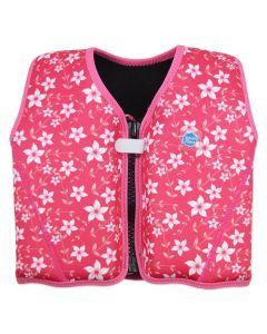 Go Splash Starter Float Jacket Pink Blossom