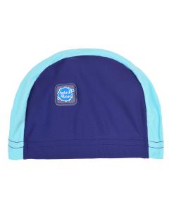 Swim Hat Blue Cobalt