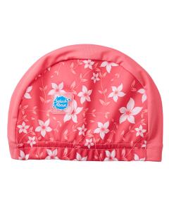 Swim Hat Pink Blossom